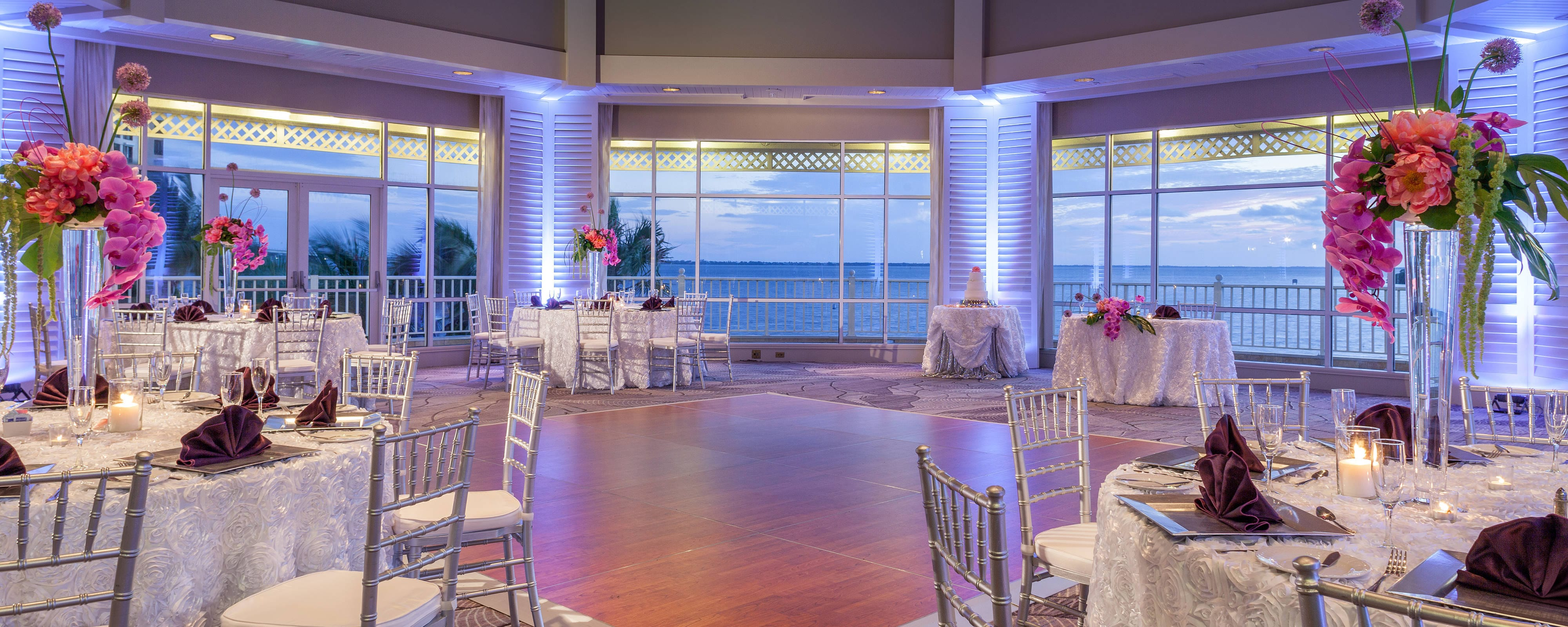 Fort Myers Florida Wedding Venues Sanibel Harbour Marriott Resort Spa