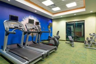 fort myers hotel fitness center