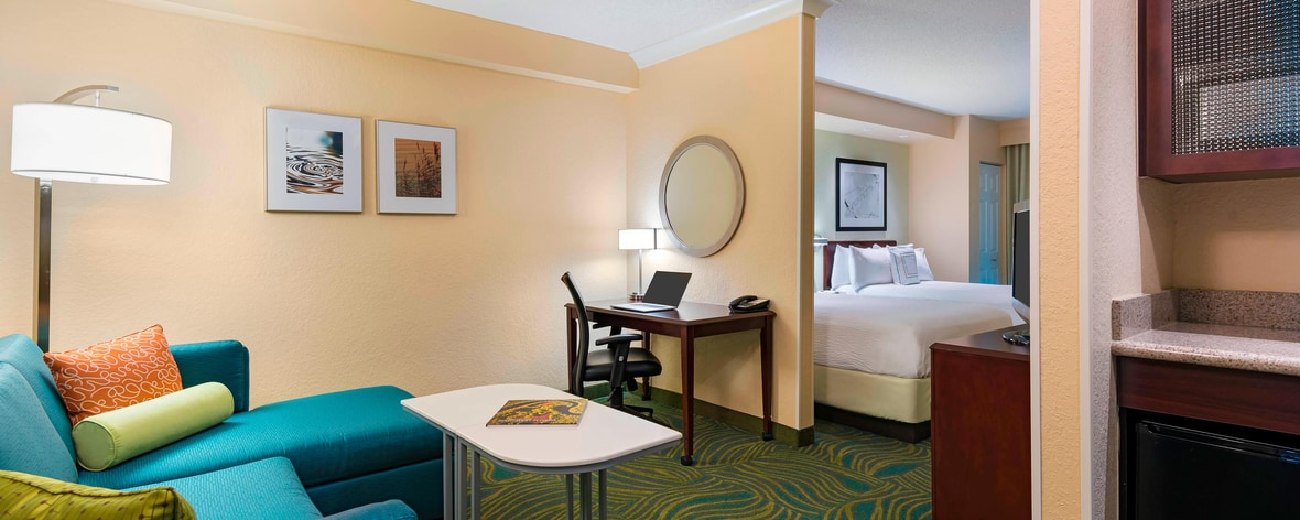 Suite de hotel en Fort Myers