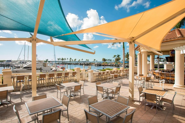 The Nauti Mermaid Dockside Bar Grill