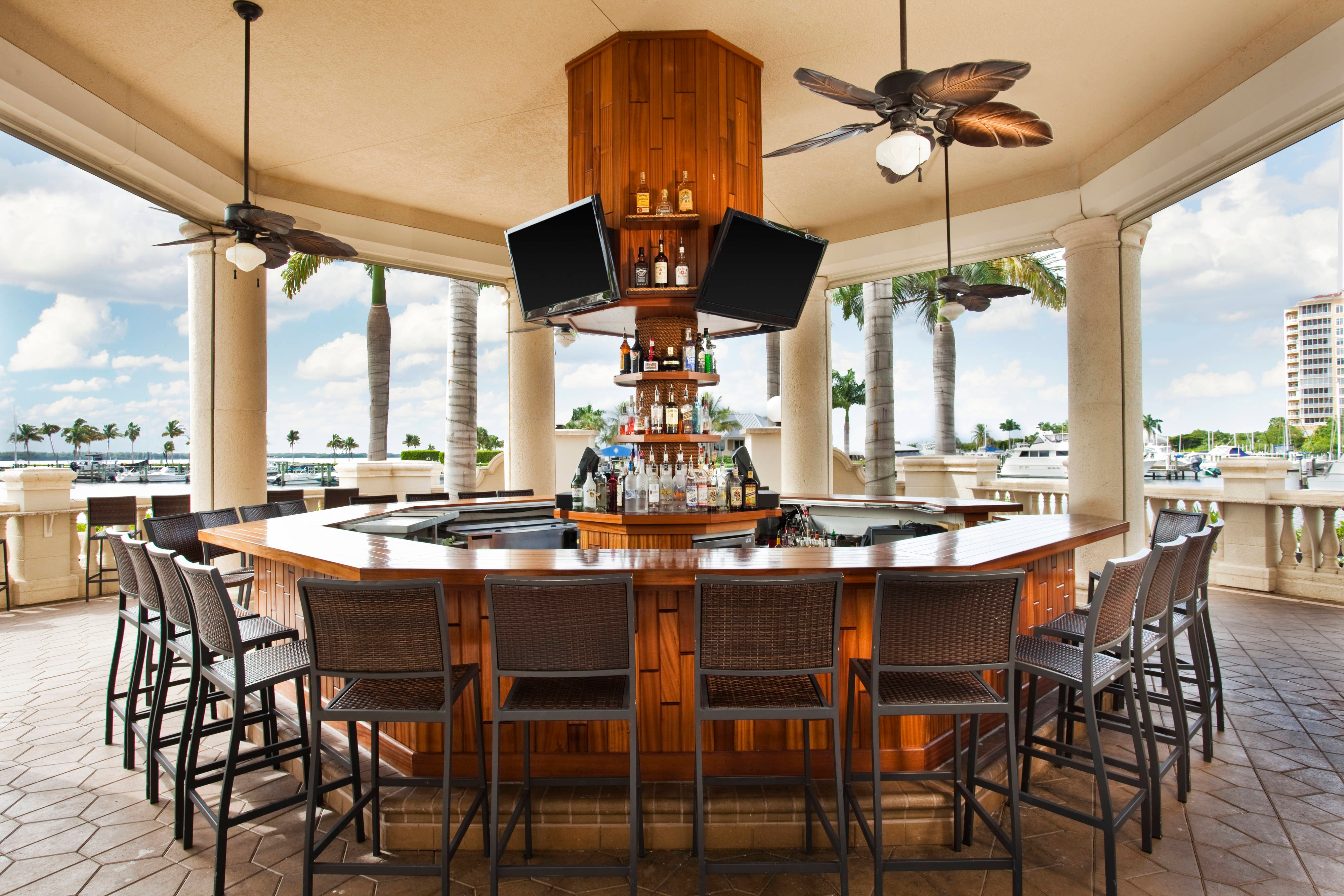 The Nauti Mermaid Dockside Bar & Grill