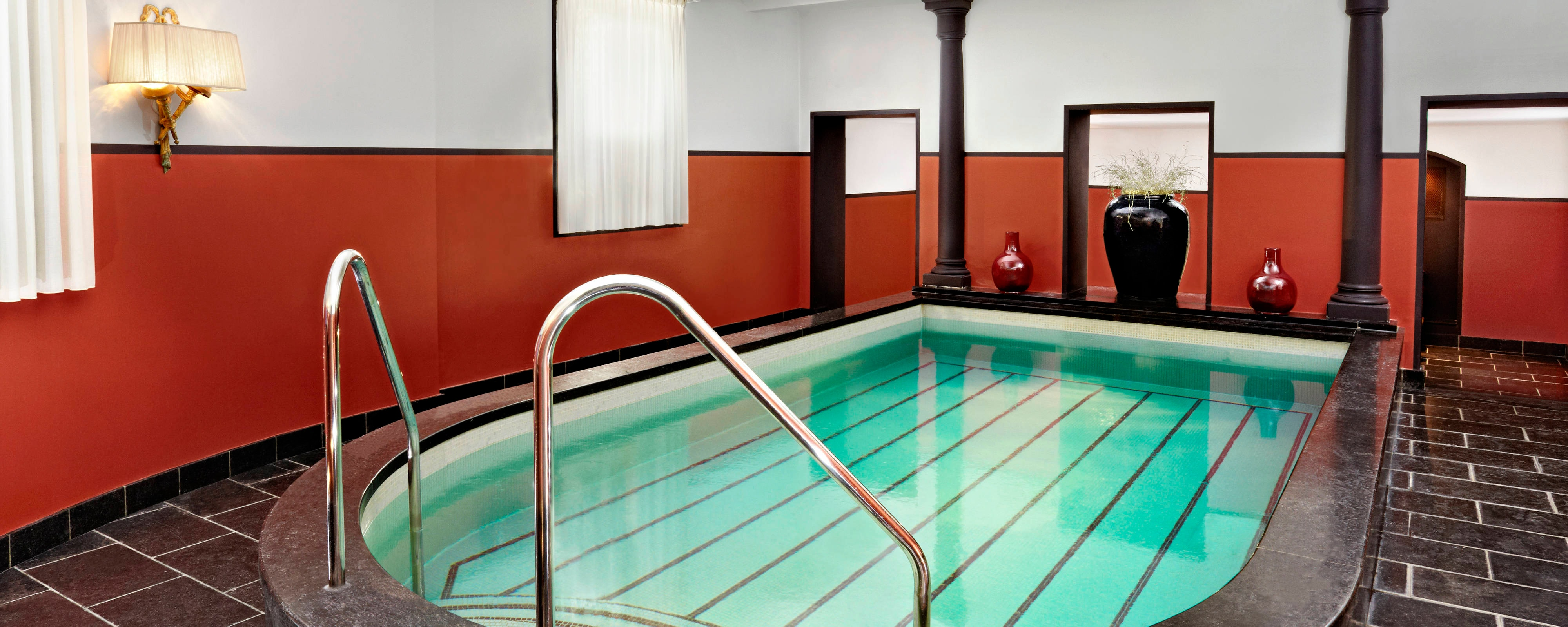 Health Club Des Indes – Pool