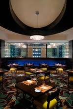 Courtyard Riyadh Olea Café Restaurant