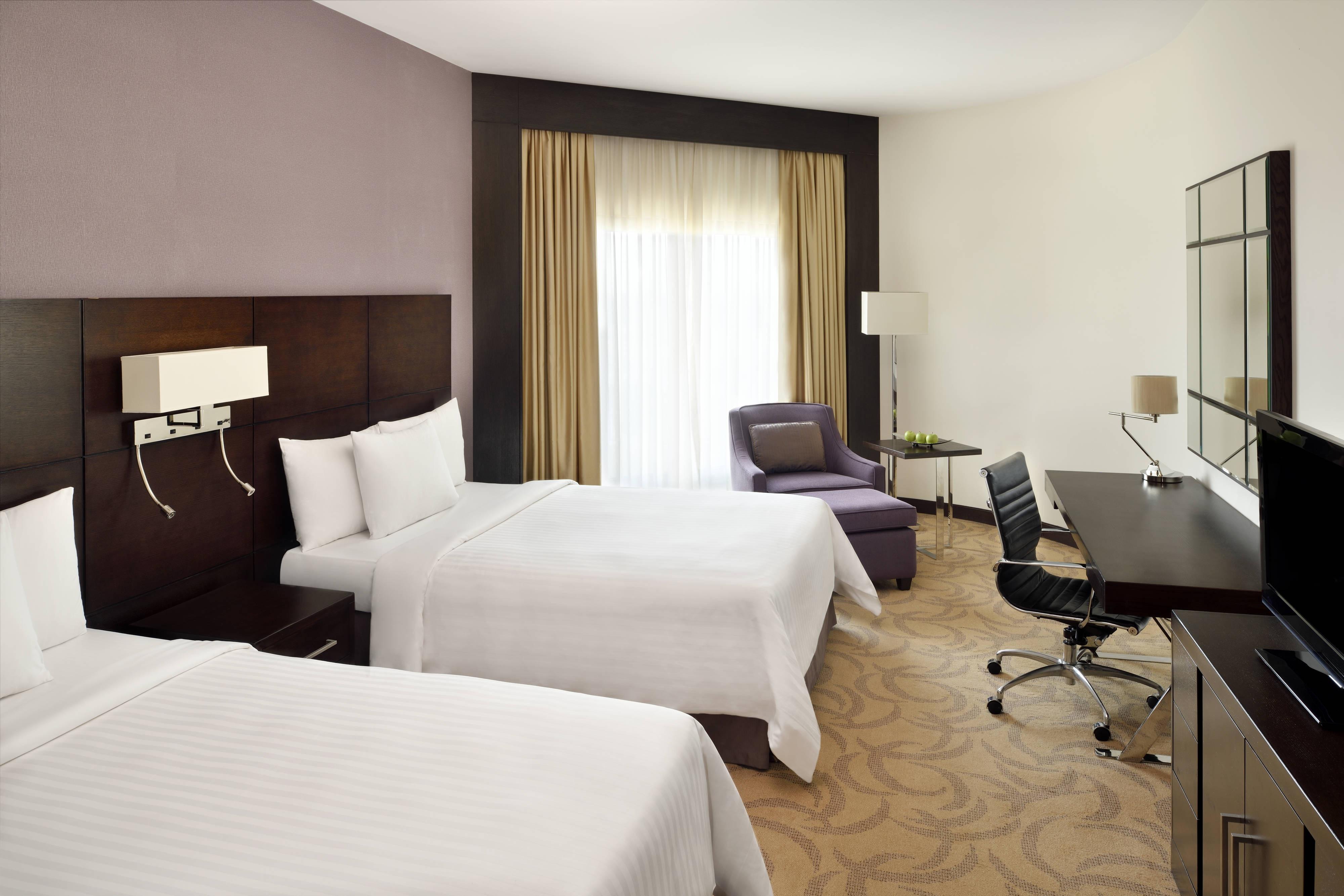 Double/Double Guest Room - Bedroom