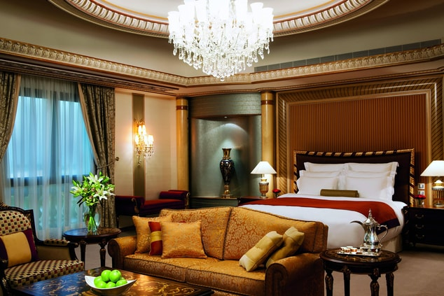 Riyadh - Royal Suite