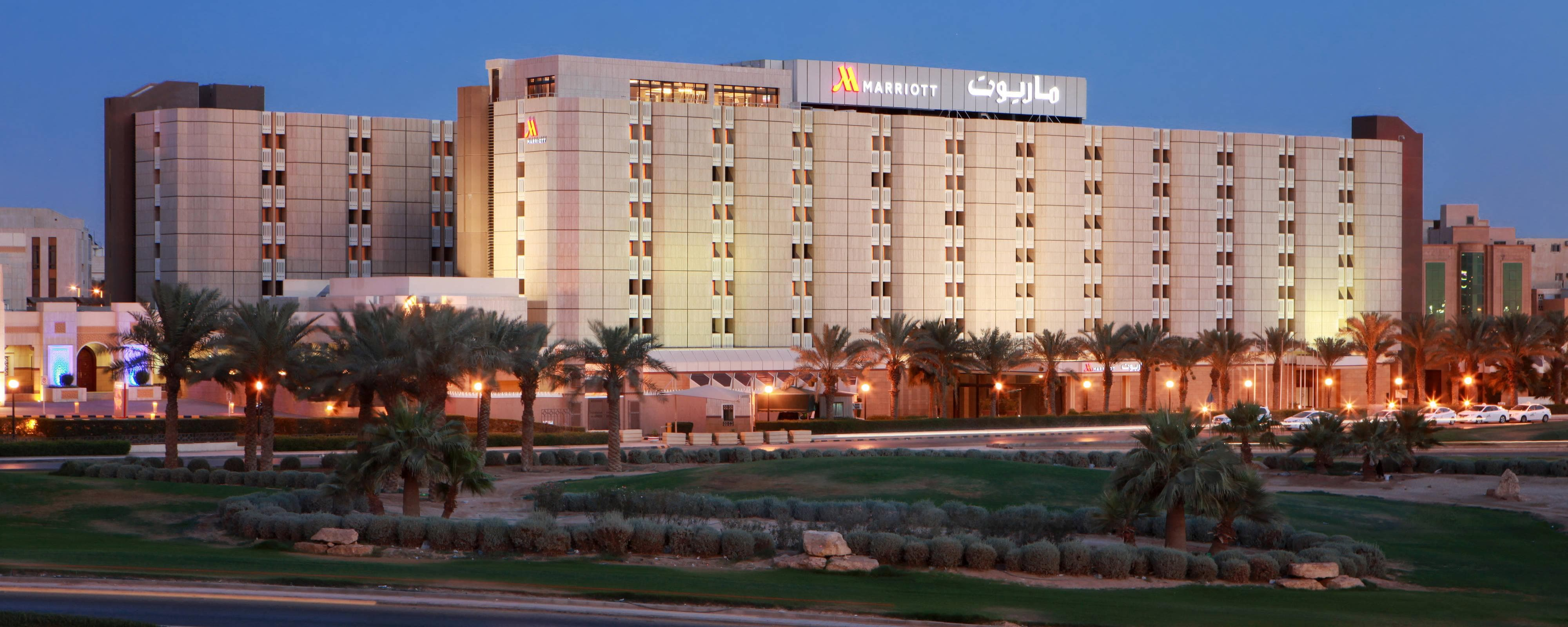 Five Star Hotel in Riyadh