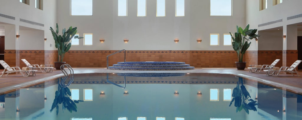 Five Start Hotel Indoor Pool