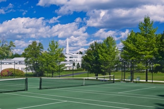 Vermont Hotel Tennis Activities