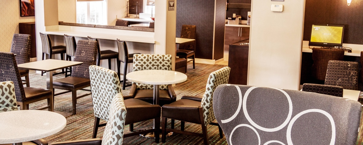 Extended Stay Hotel in Rocky Mount, NC | Residence Inn