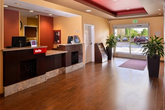 TownePlace Suites Front Desk