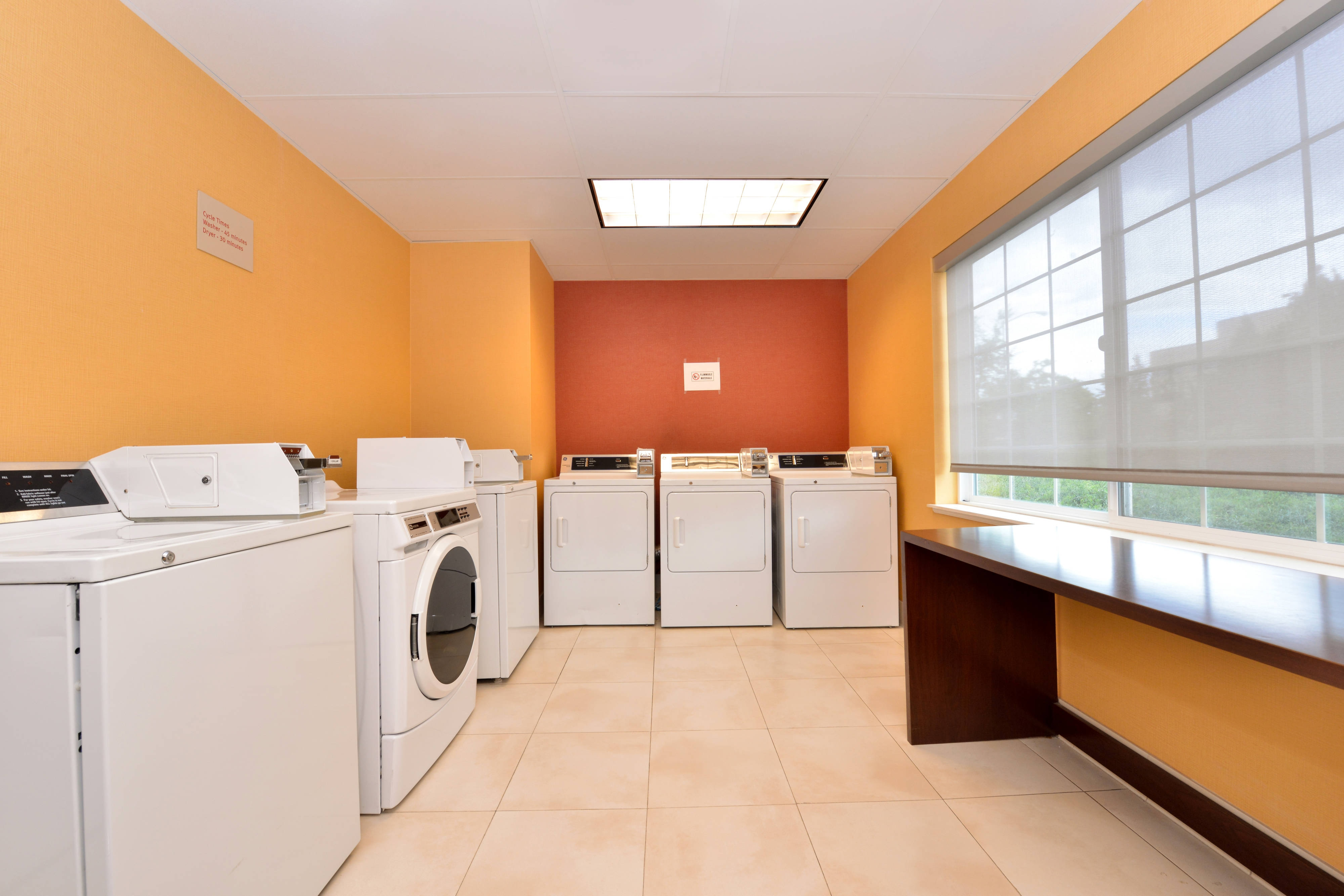 TownePlace Suites 24-Hour Laundry Facilities