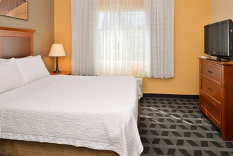 TownePlace Suites Two-Bedroom Suite - Bedroom