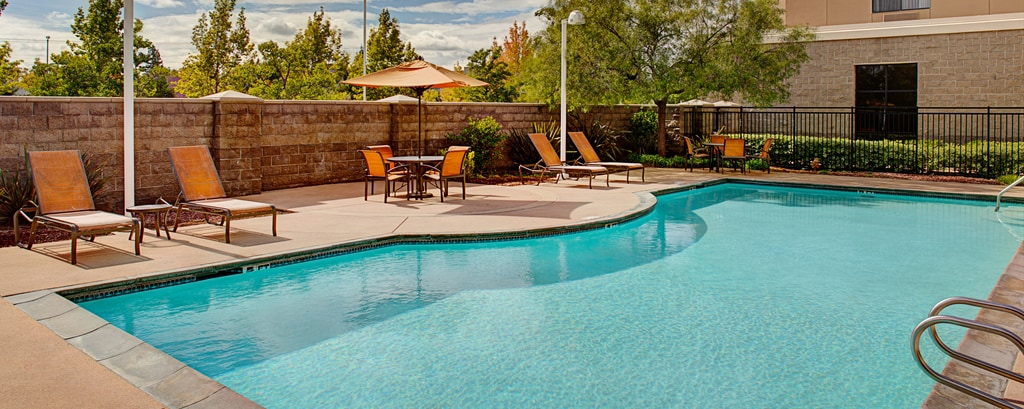 Heated Pool Hotel Sacramento