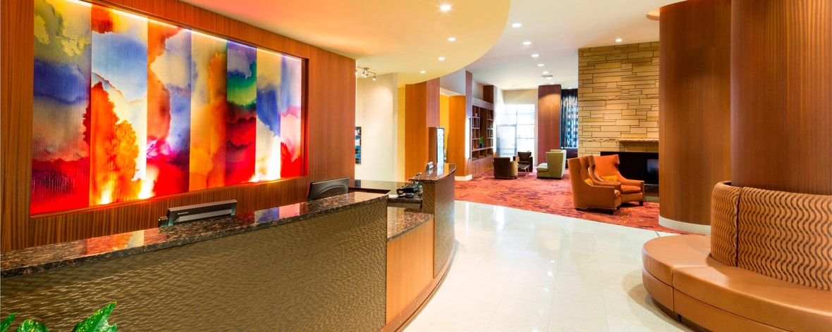 Residence Inn Downtown Sacramento Front Desk