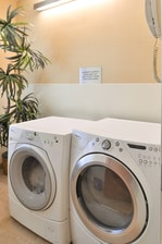 Elk Grove Hotel Guest Laundry