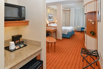 Elk Grove Hotel Executive King Suite