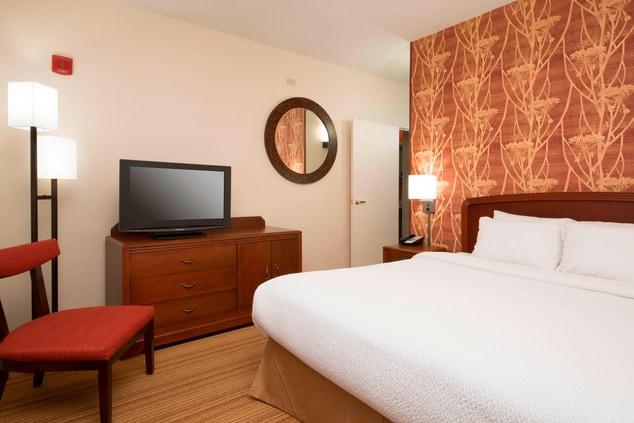 Folsom California Hotel King Suite