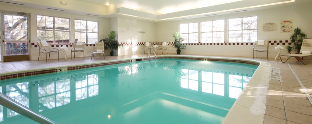 Roseville Sacramento indoor heated pool