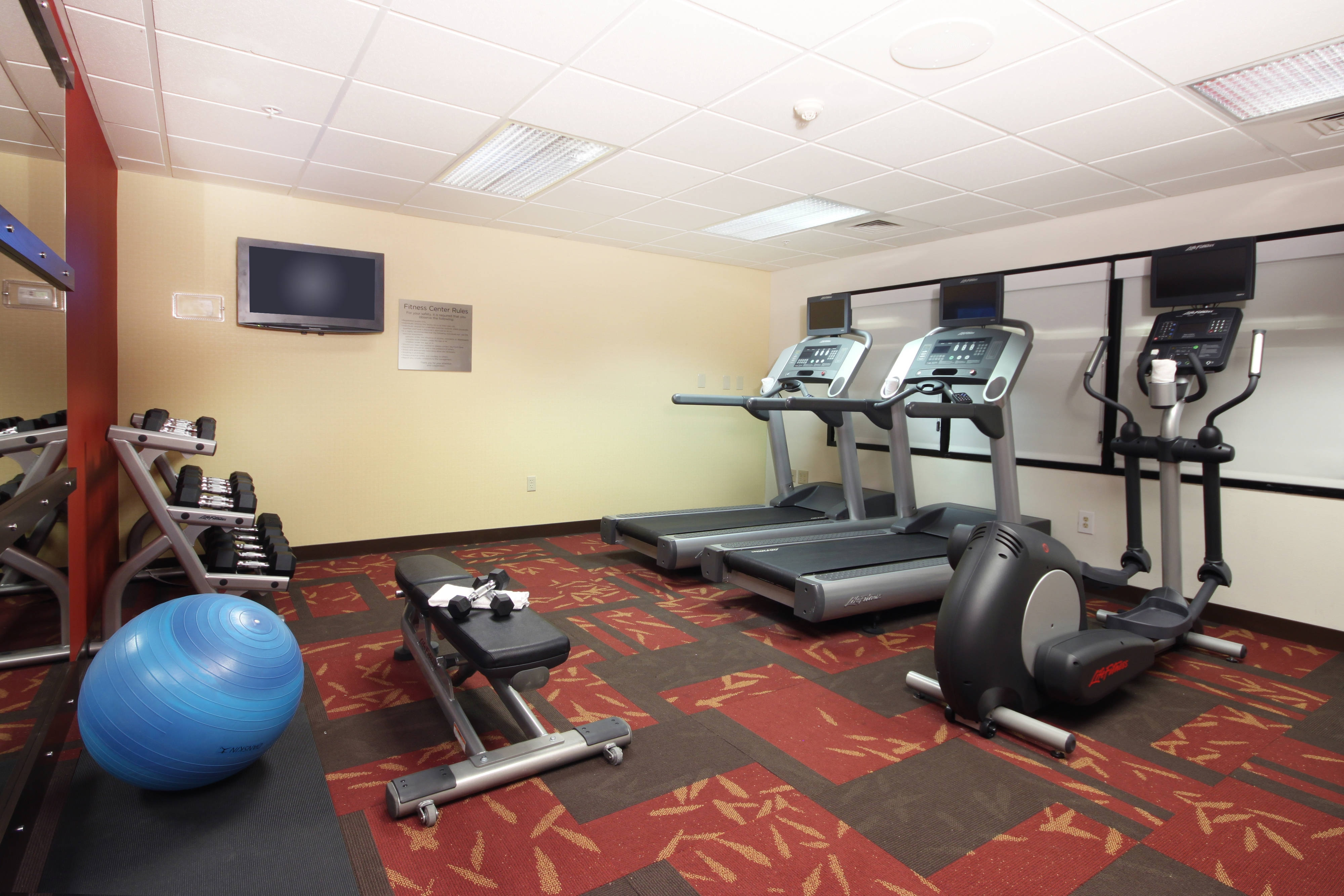 Roseville Sacramento CA fitness center