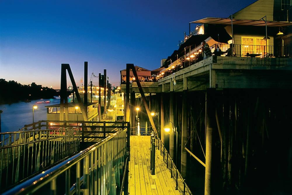 Old Sacramento Waterfront