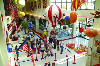 Jelly Belly Welcome Center