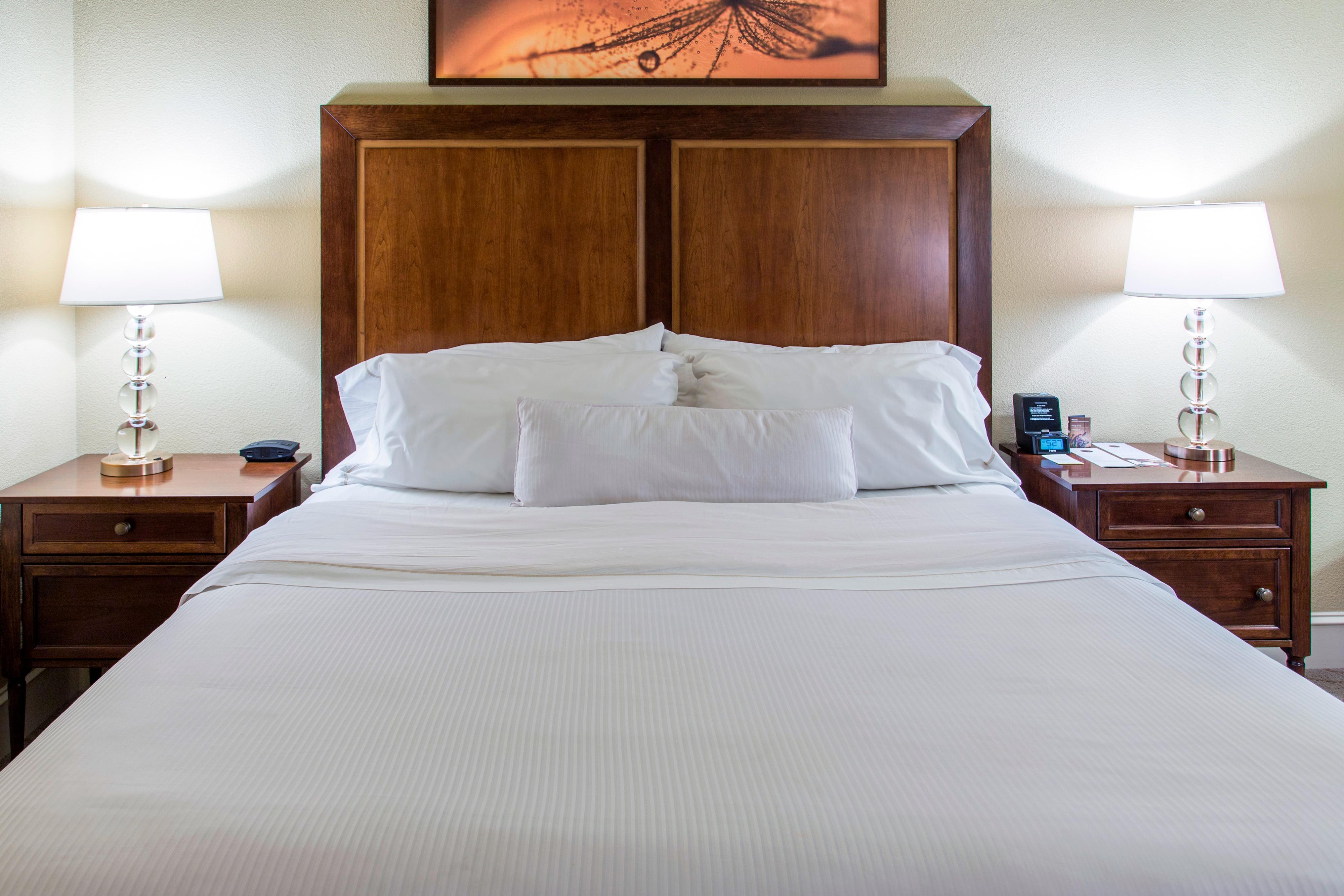 Номер с двуспальной кроватью (Queen)