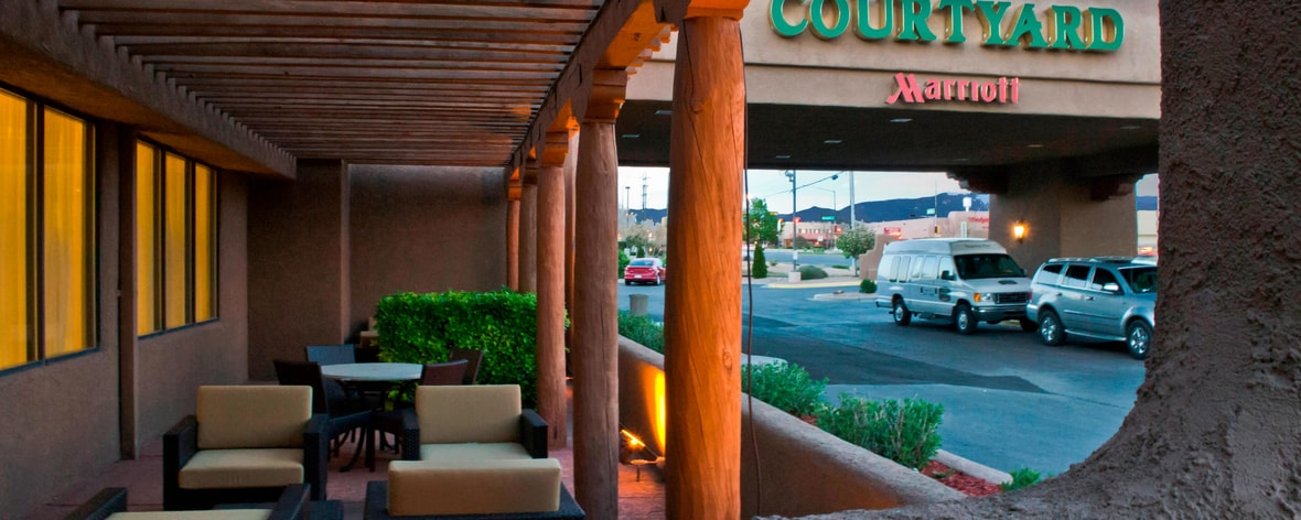 Santa Fe Hotels & New Mexico Accommodations - Courtyard by Marriott