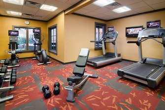 Residence Inn Santa Fe Fitness Center