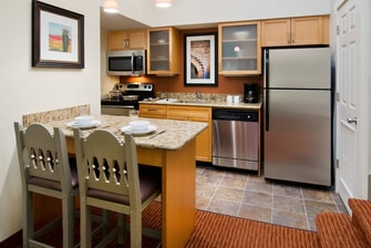 Residence Inn Santa Fe Kitchen