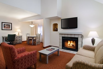 Residence Inn Santa Fe Penthouse