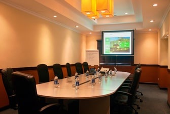 La Castellans Executive Boardroom