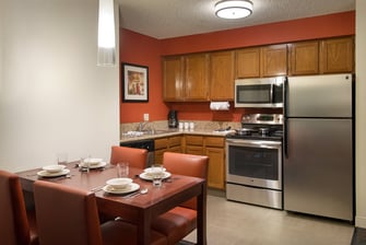 Two-Bedroom Suite - Kitchen