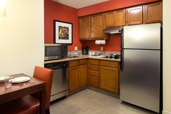 Studio Suite – Kitchen