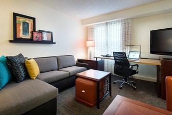 Suite tipo estudio - Zona de estar
