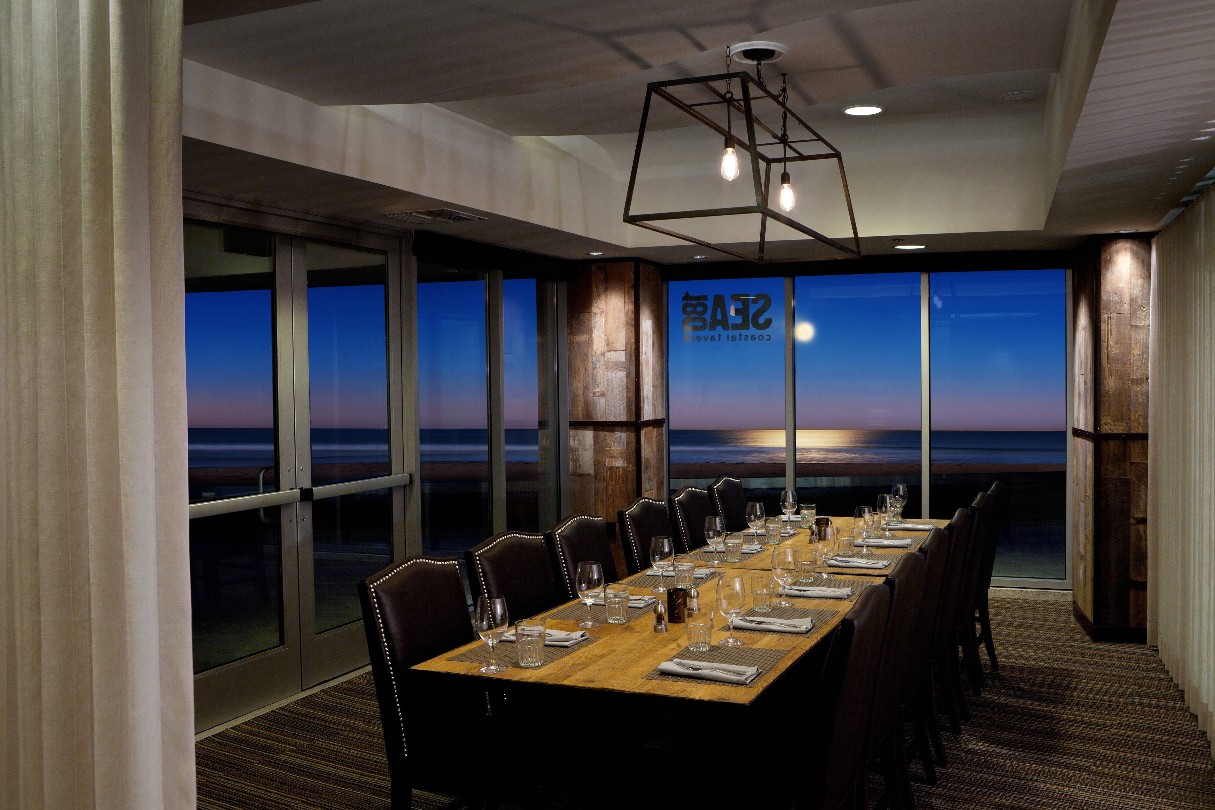 Private Dining at SEA 180