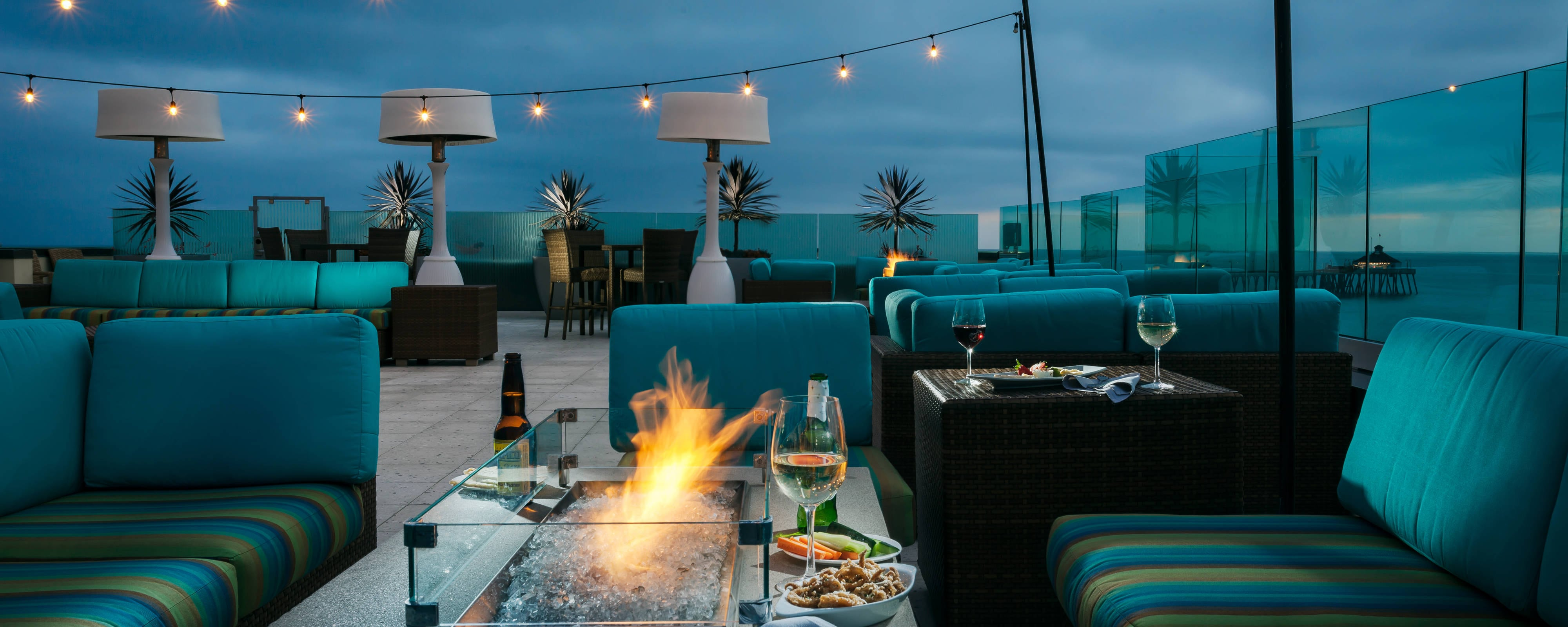Restaurant in Imperial Beach | Pier South Resort, Autograph Collection