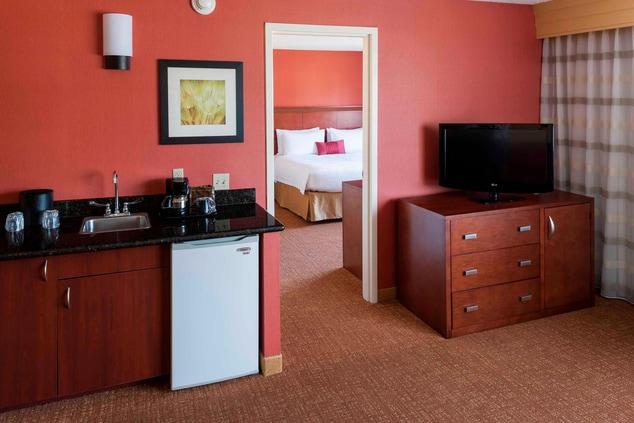 Suite Guest Room Amenities