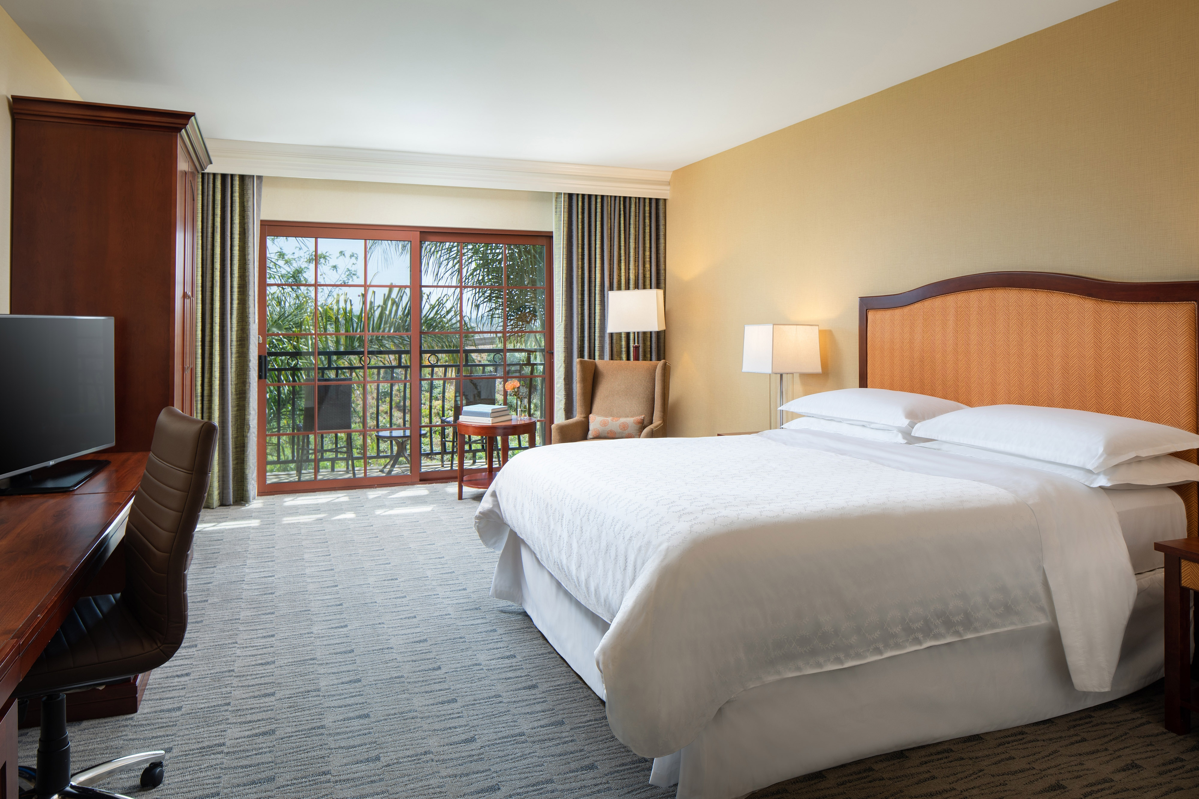 King Carrillo Guest Room