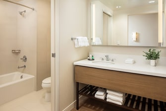 Ponto Suite - Bathroom