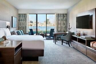 Hotel guest room on Coronado Island