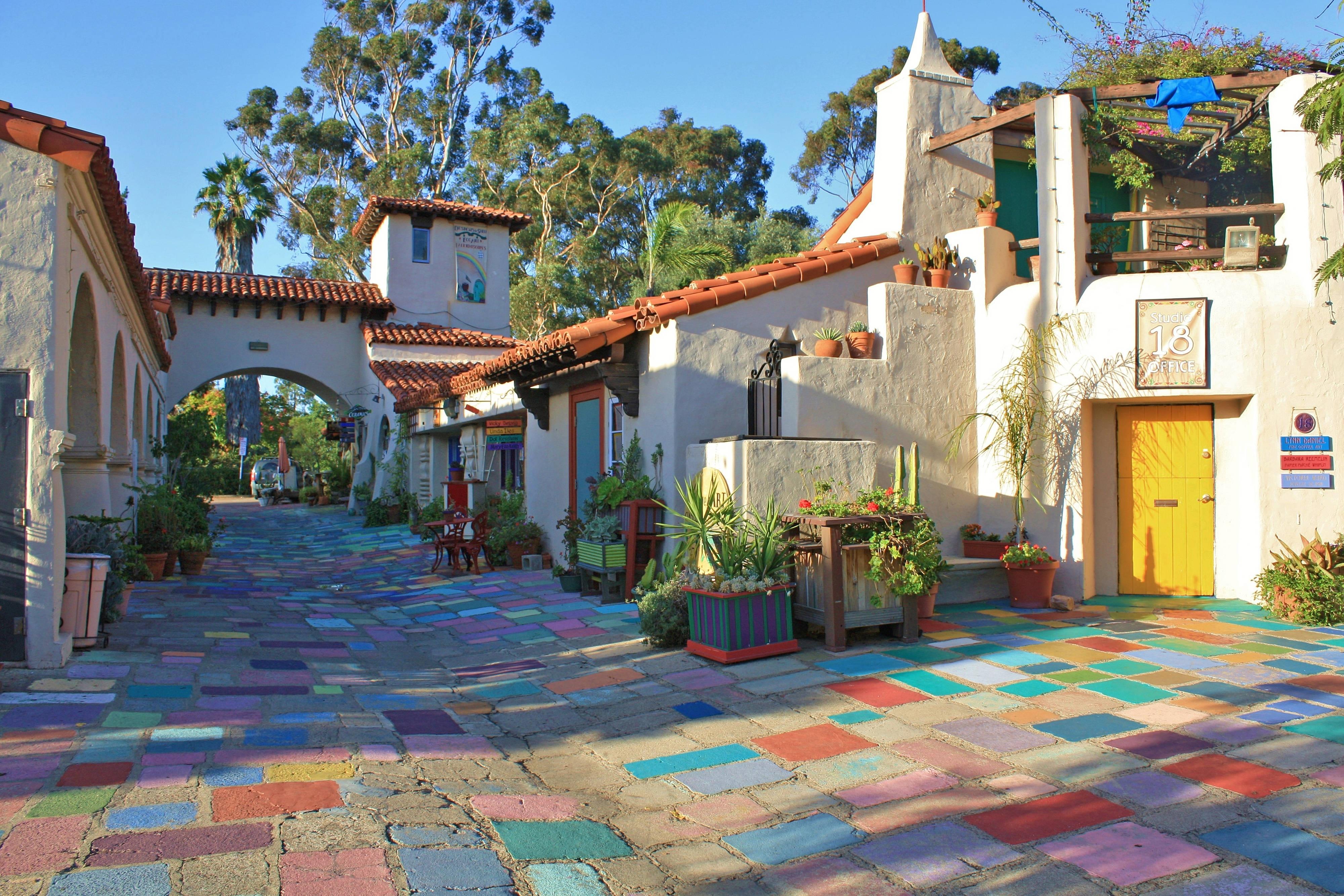 Bazaar Del Mundo en San Diego