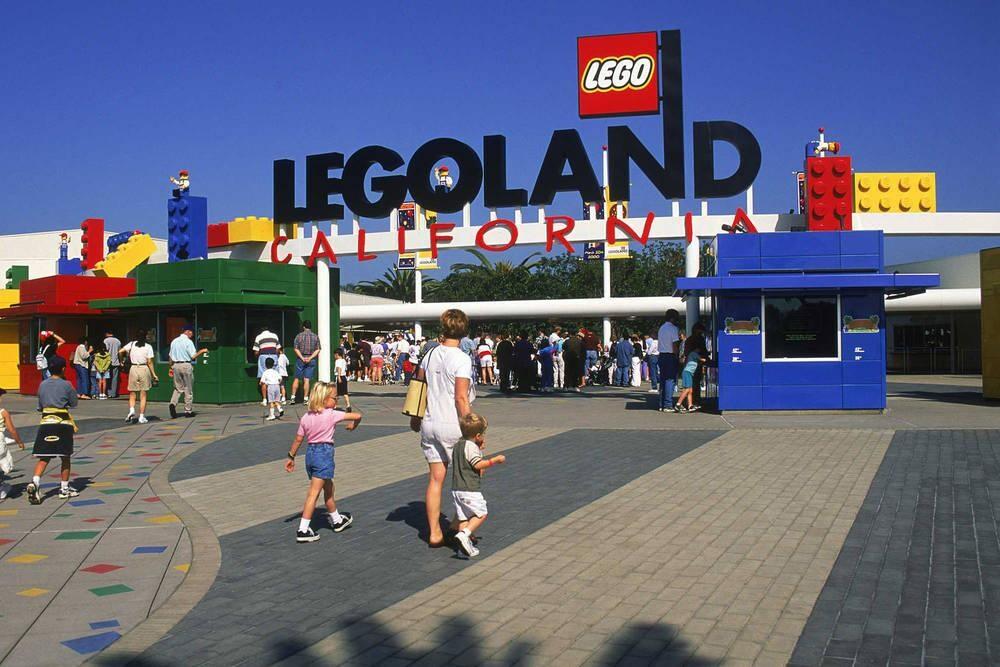 Hoteles junto al parque Legoland en San Diego