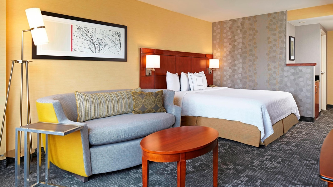 Mission Valley Hotel Rooms