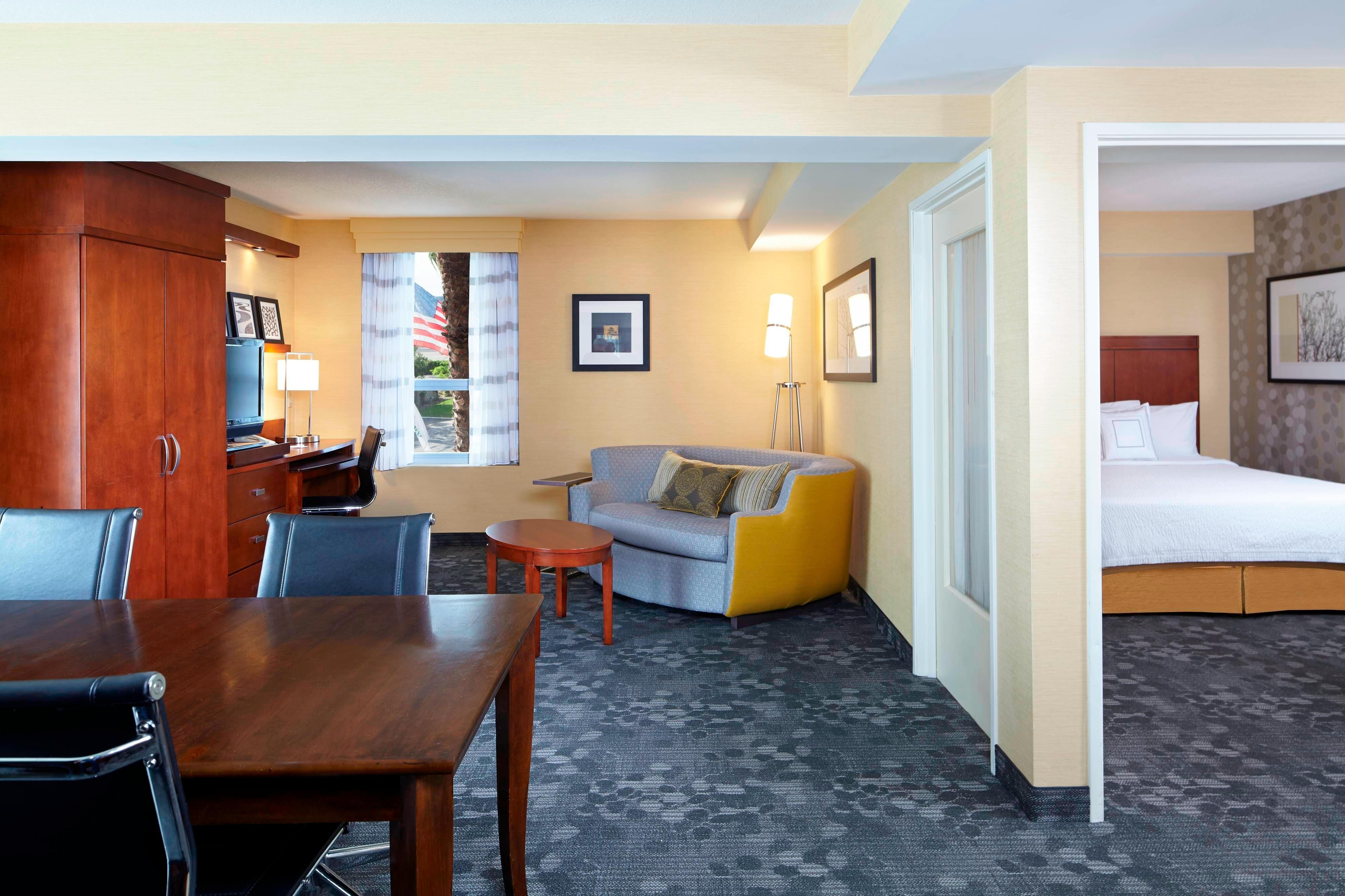 Suite del hotel en San Diego