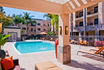 Carlsbad Hotel with Pool