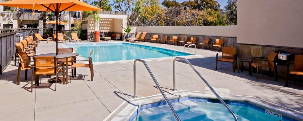 Carlsbad Hotel Pool Area