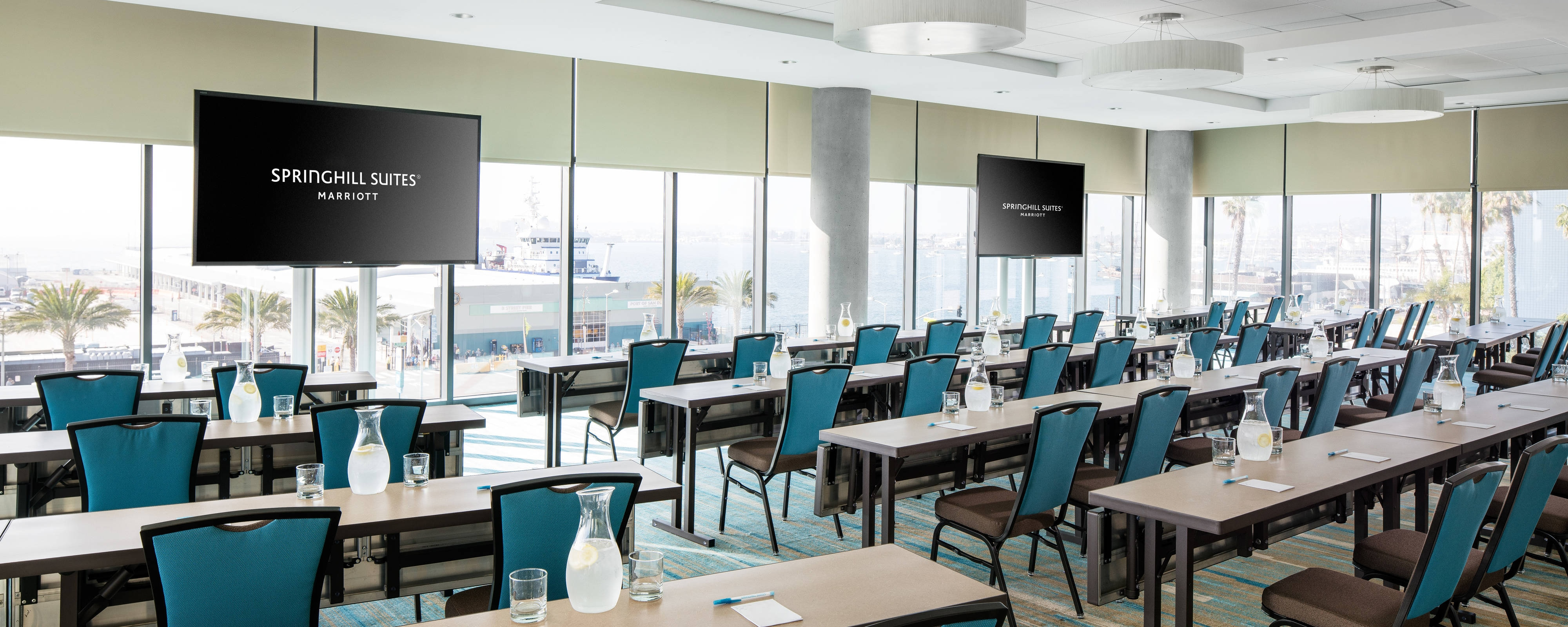 San Diego Event Spaces Springhill Suites San Diego