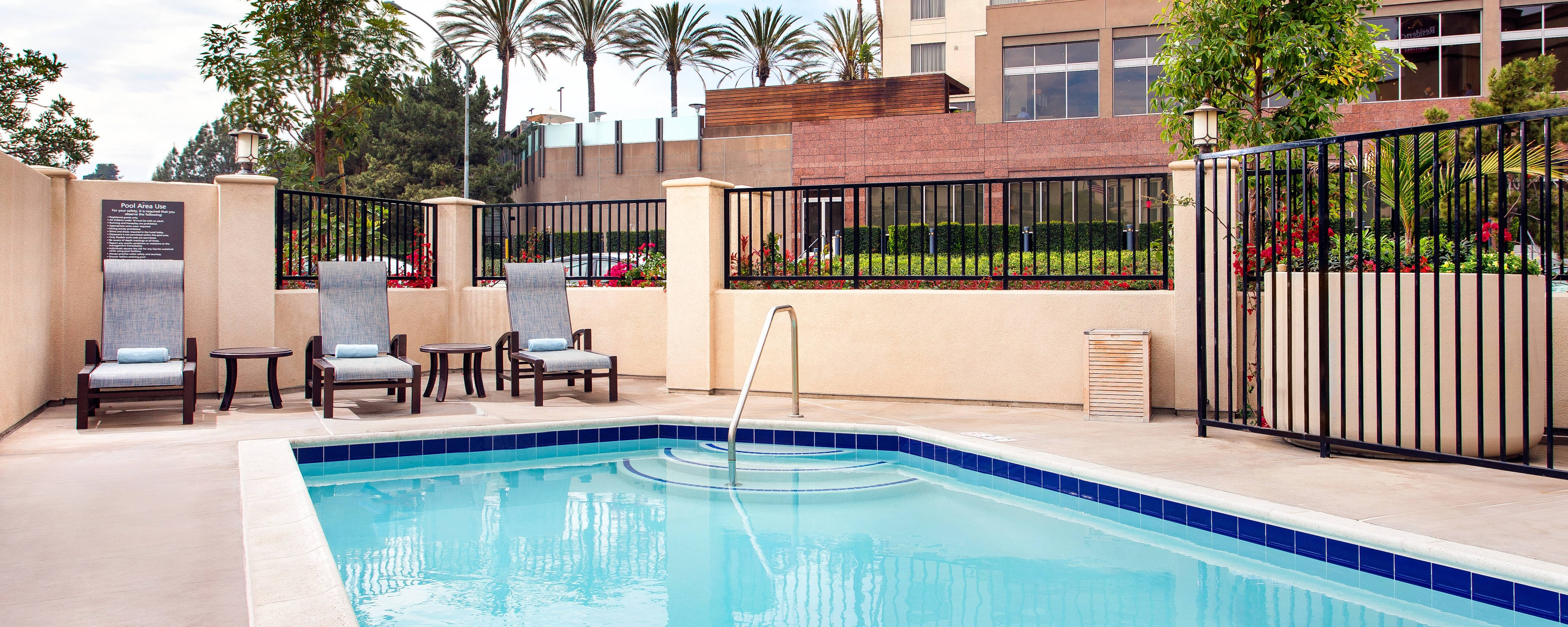 Pool San Diego Del Mar California Hotel