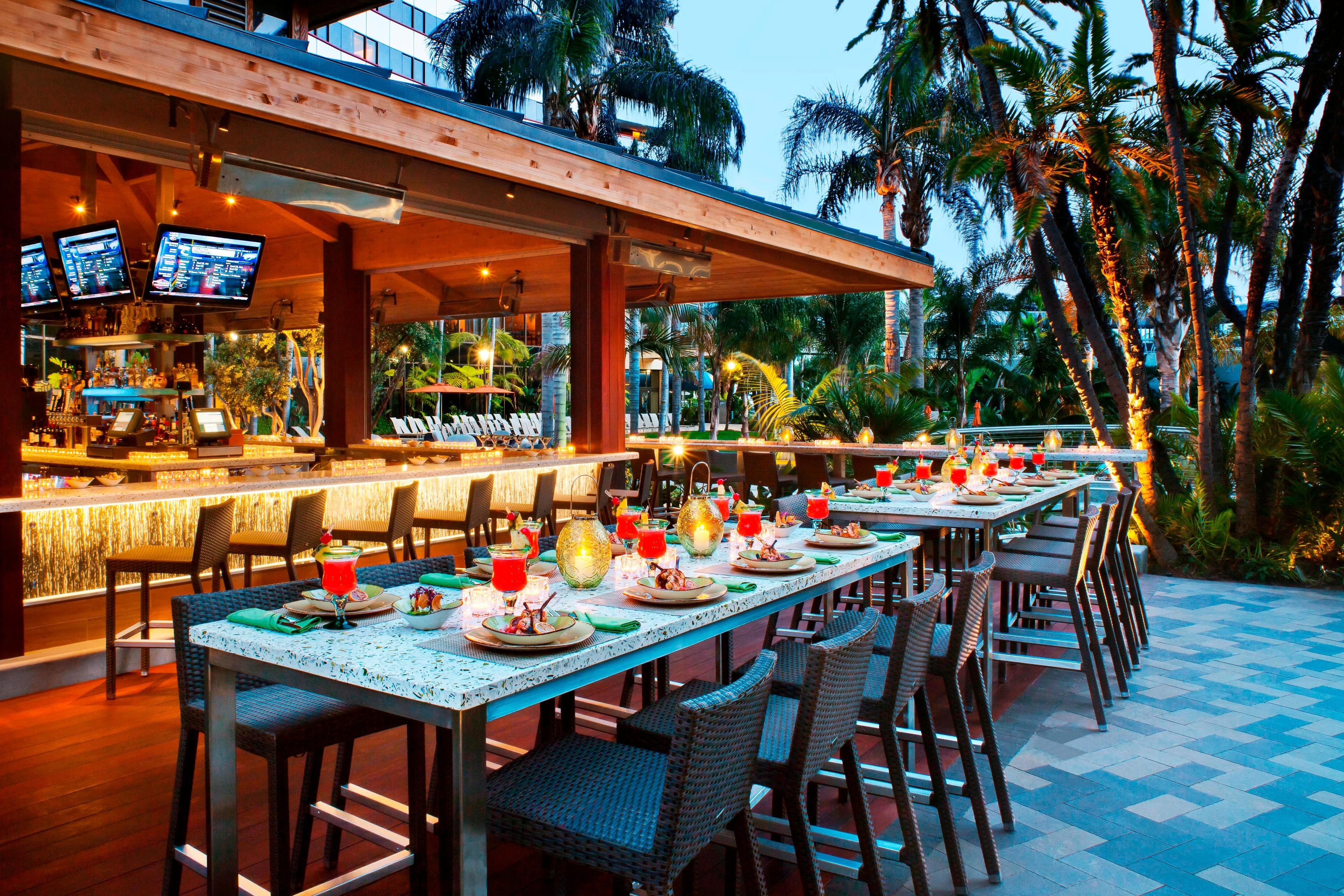 San Diego Outdoor Dining