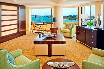 Marina Suites in San Diego